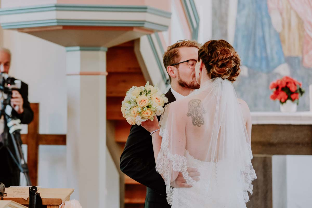 Hochzeit in Wallhausen