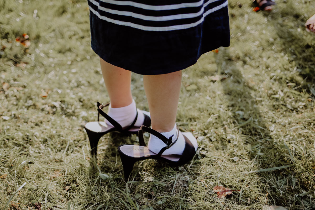 Kind in High Heels